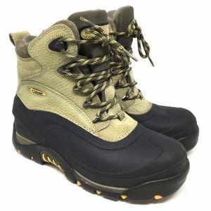 Columbia Women  Waterproof Bugabootoo Boot Size 7